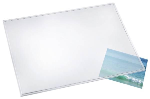 Schreibunterlage DURELLA 70 x 50 cm, transparent matt