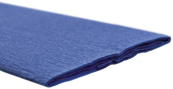 Krepppapier 50 x 250 cm brillantblau