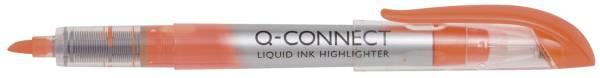 Q-CONNECT Textmarker orange KF00397 Stiftform