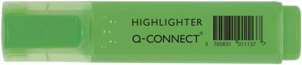 Q-CONNECT Textmarker grün KF01113