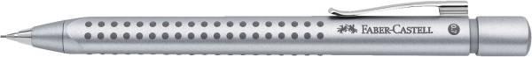 Druckbleistift GRIP 2011 0,7 mm, B, silber