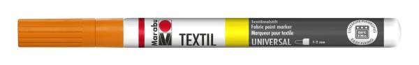 Textil Painter Orange 013, 1 2 mm