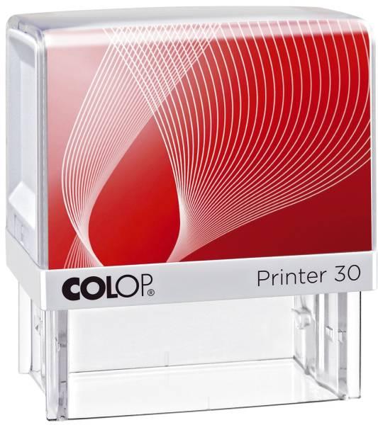 COLOP Printer +Gutschein 30N-GS+Logo