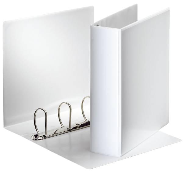 ESSELTE Ringbuch A4 60mm weiß 49706 4 Ring