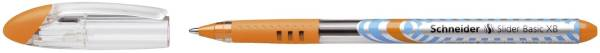 Kugelschreiber Slider Basic XB, orange