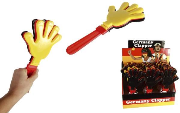 Klapperhand Deutschland 0/0769