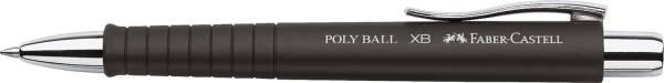 Kugelschreiber Poly Ball XB dokumentenecht, schwarz