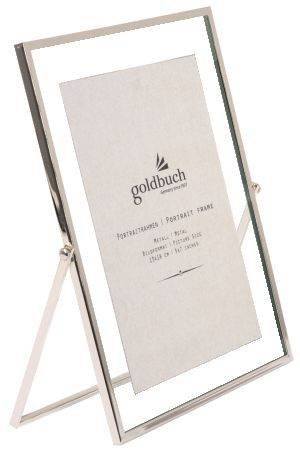 GOLDBUCH Bilderrahmen Loft Metall 960382 f.10x15cm