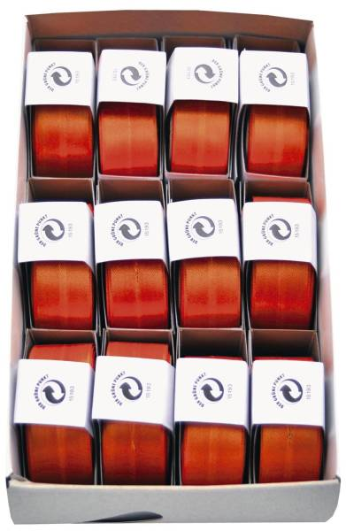 GOLDINA Susifix Satinaband 25mmx3m orange 3972025401203