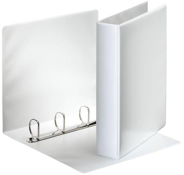 ESSELTE Ringbuch A4 4 R 40 mm weiß 49704