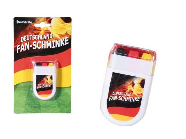 Deutschland Fan-Schminke 0/0609 Blockstift 6 cm