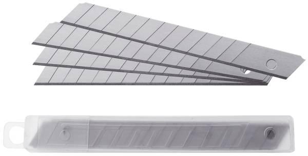 WESTCOTT Ersatzklinge 9mm 10ST silber E-84007 00