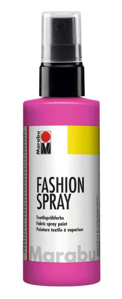 MARABU Textilspray Fashion pink 1719 50 033 100ml