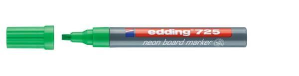 EDDING Boardmarker Neon grün 725 64