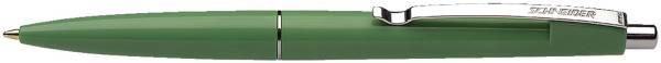 Kugelschreiber Office Druckmechanik, M, grün, Farbe des Schaftes: grün