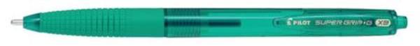PILOT Druckkugelschreiber Super Grip G grün BPGG-8R-XB-G 2054004 XB