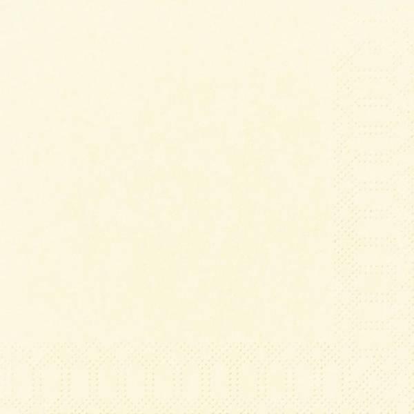 DUNI Serviette Zelltuch Ea.champ 105747/ 3lagig 24 cm