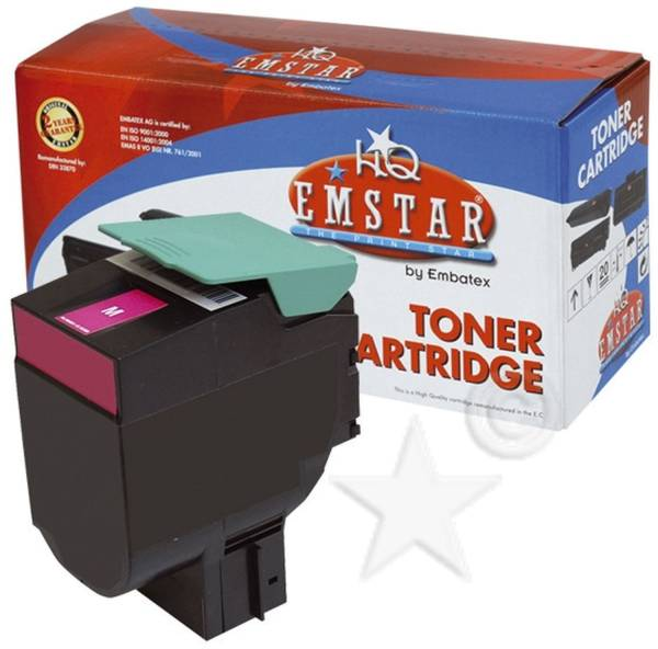 EMSTAR Lasertoner magenta L597 C540H1MG