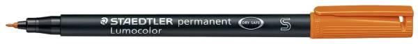 Feinschreiber Universalstift Lumocolor permanent, S ,orange®