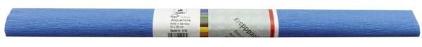Krepppapier AQUAROLA 50 x 250 cm hellblau
