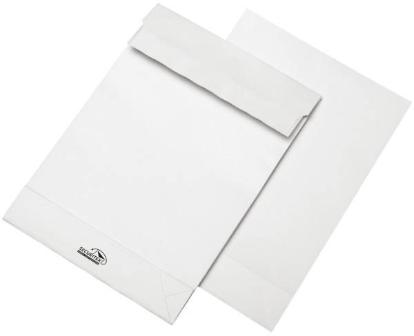Faltentasche B4, 130 g qm, haftklebend, 100 Stück®