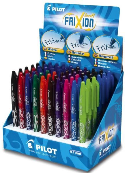 PILOT Tintenroller Frixion sortiert 2260D60N BLFR760DPKN