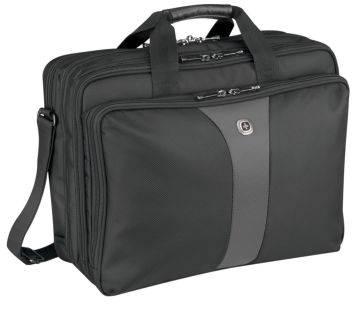 """WENGER Laptoptasche Legacy 17 """" schwarz WE600655"""