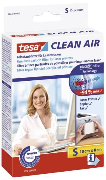 Clean Air Feinstaubfilter für Laserdrucker, Größe S
