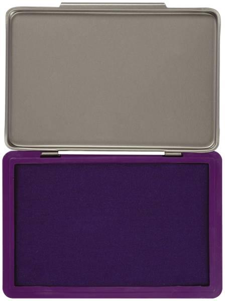 Metall Stempelkissen Größe 2 violett