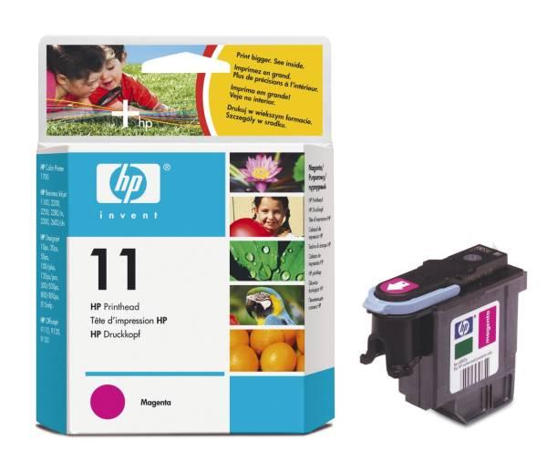Inkjet Druckpatronen magenta, 24 000 Seiten, C4812A®