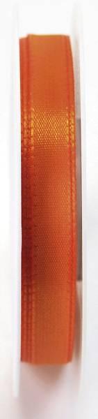 Basic Taftband 10 mm x 50 m, orange