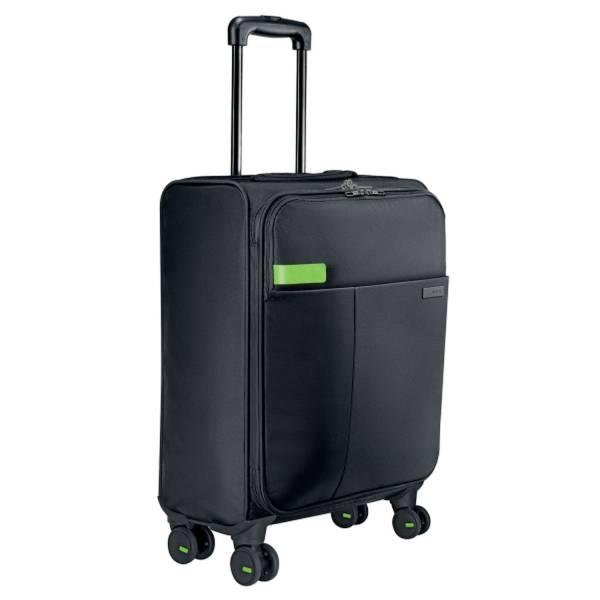 LEITZ Business Trolley Complete schwarz 6227-00-95 4 Rollen