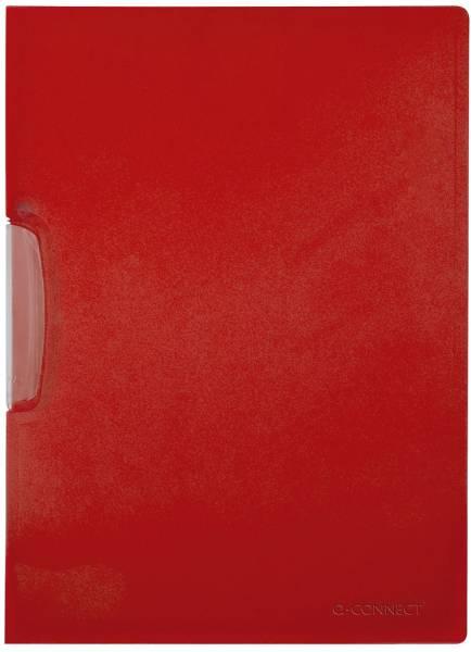 Klemm Mappen rot, Fassungsvermögen bis 25 Blatt