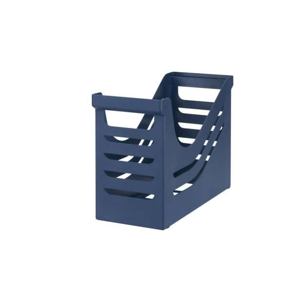JALEMA Hängemappenbox leer blau 2658145902