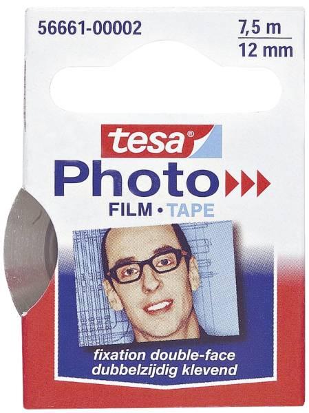 Klebefilm Photo Film, beidseitig klebend, Bandgröße (L x B): 7,5 m x 12 mm