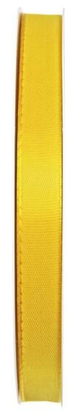 Basic Taftband 10 mm x 50 m, gelb