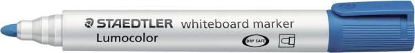 STAEDTLER Whiteboardmarker Lumocolor blau 351-3 Rundsp.2mm
