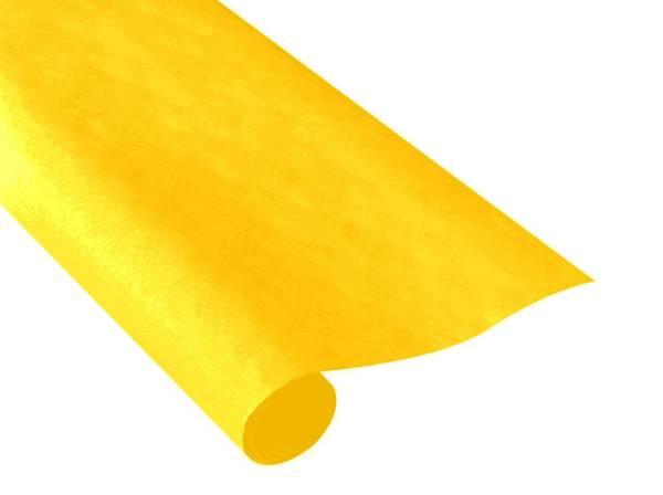 Tischtuchpapier Rolle uni, 1,00 m x 10 m, gelb