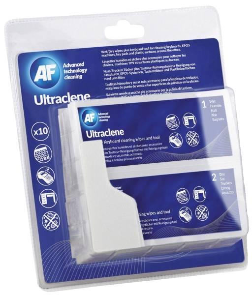 AF Ultraclean Tücher zu 10 ULT010