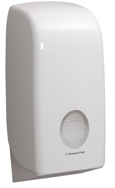 AQUARIUS* Spender für Einzelblatt Toilet Tissue weiß