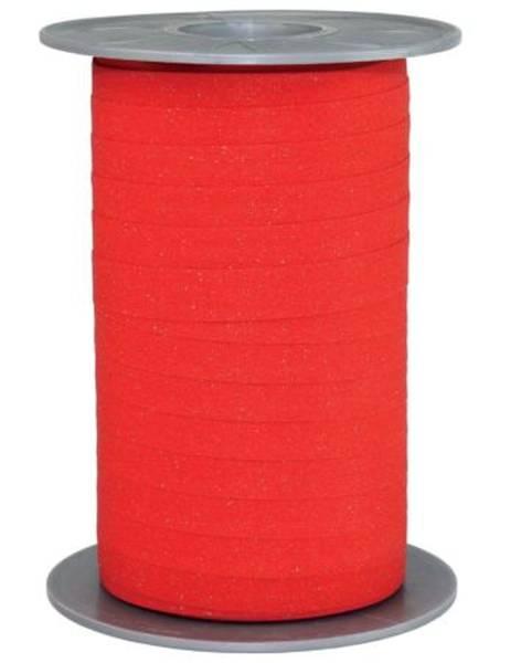 Ringelband Glitter kräftig rot 85 09-709 10 mm 100 m