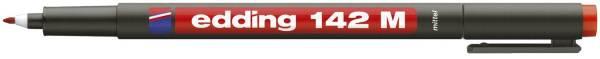 EDDING Folienstift 142M rot 4-142-002 permanent