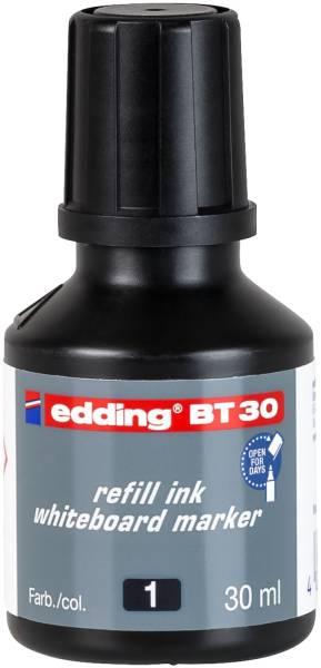 BT 30 Nachfülltusche für Boardmarker, 30 ml, schwarz