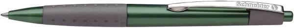 Druckkugelschreiber Loox M, grün (dokumentenecht)