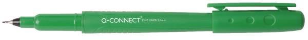 Q-CONNECT Feinliner 0,4mm grün KF25010