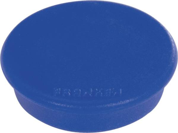 Magnet, 32 mm, 800 g, blau