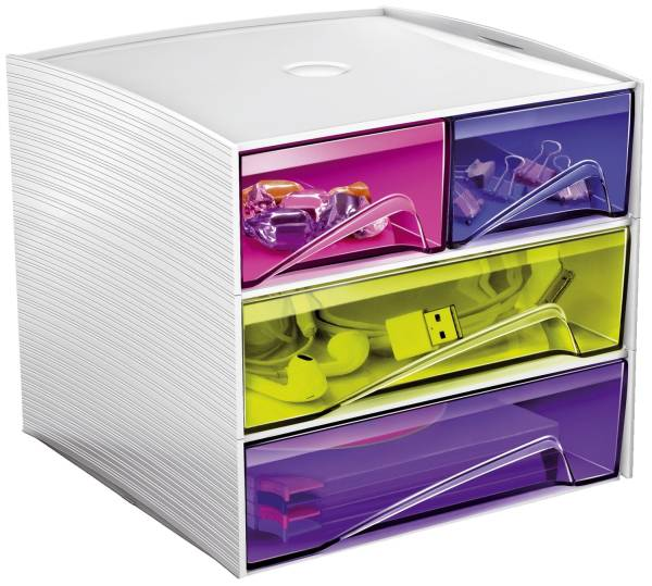 Aufbewahrungsbox Serice MyCube Happy, 3 211 HM