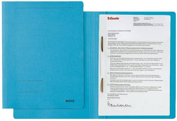 3003 Schnellhefter Fresh A4, Pendarec Karton (RC), blau