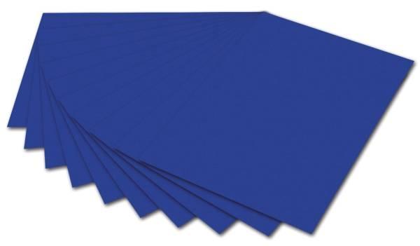 Tonpapier A4, ultramarin