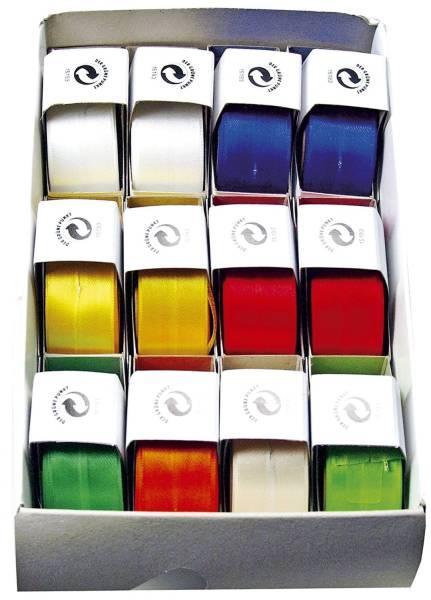 GOLDINA Susifix Zugband 25mmx3m farbig sortiert 3972025991203